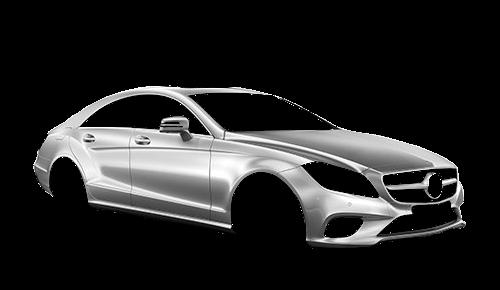 Цвета кузова CLS-Class (C218)